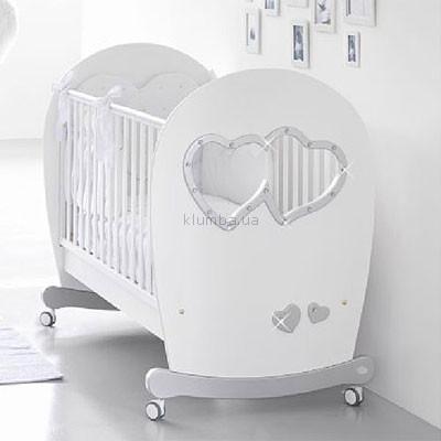 Детская кроватка Bambolina Sweet Mama