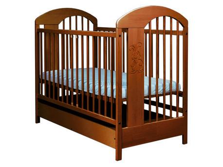 Детская кроватка Drewex Slawek
