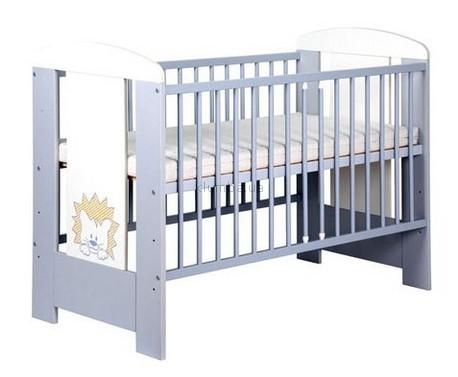 Детская кроватка Klups Lew