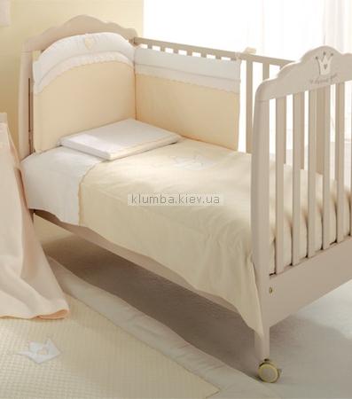 Детская кроватка MIBB Io Dormo Qui