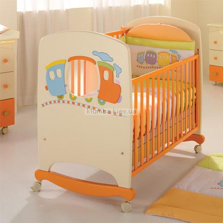 Детская кроватка MIBB Trenino Oblo