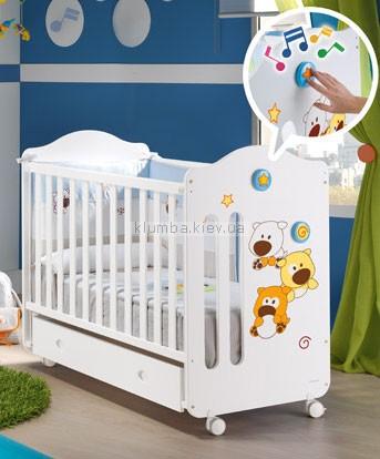 Детская кроватка Micuna Sonic