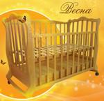 Детская кроватка Трия Весна