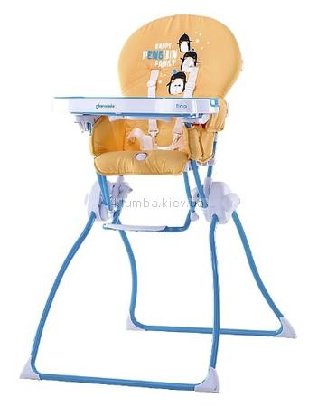 Детский стульчик для кормления Chipolino Tino