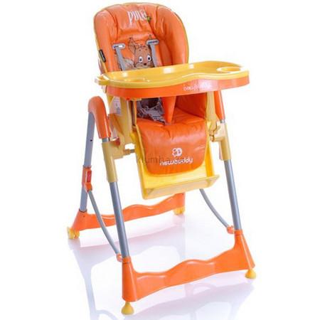 Детский стульчик для кормления Newbuddy Pinta