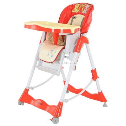 Детский стульчик для кормления Quatro Hippy