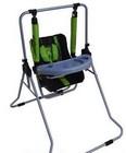 Детское кресло-качеля Adbor 2 в 1 со столиком и барьеркой