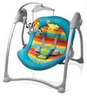 Детское кресло-качеля Baby Design Loko