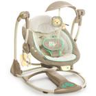 Детское кресло-качеля Bright Starts Саванна (60192)