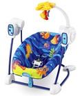 Детское кресло-качеля Fisher Price Морские чудеса (t2068)