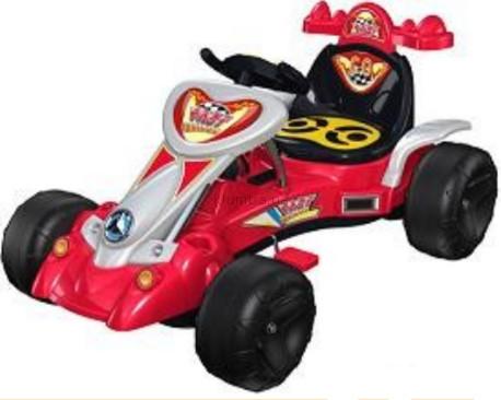 Детская машинка Baby Tilly Картинг  GM1018A