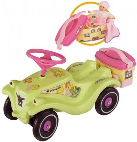 Детская машинка Big Little Nanny