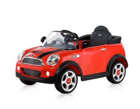Детская машинка Chipolino Mini Cooper