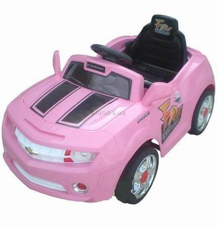 Детская машинка Metr+ Chevrolet B30CR, Bambi