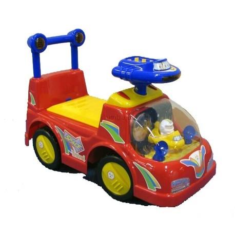 Детская машинка Ocie Толокар Спейс кар