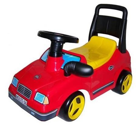 Детская машинка Полесье Автомобиль спортивный Вихрь