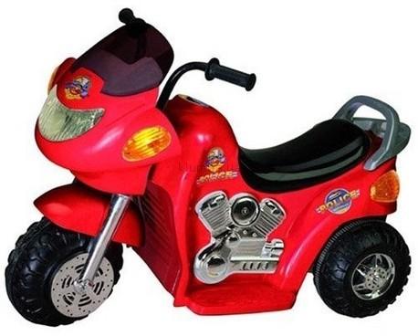 Детская машинка Toyhouse Мотоцикл  Police
