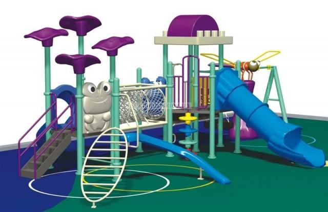 Детская площадка Inteco 2020B