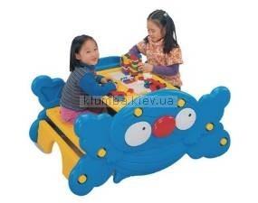 Детская площадка Inteco 6138E (столик со скамейками)