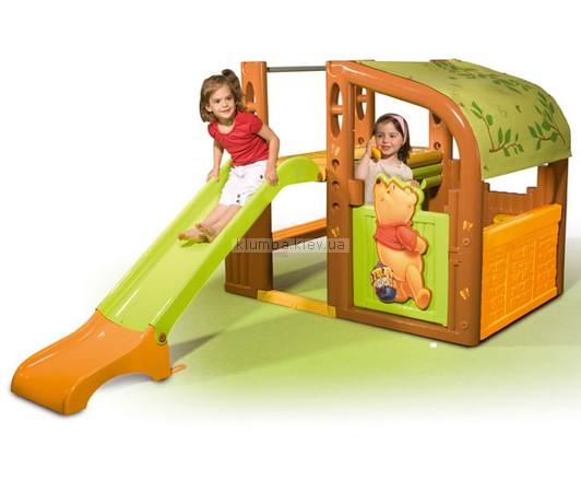 Детская площадка Smoby Игровой комплекс с горкой