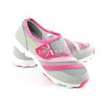 Кроссовки для девочки (8340224) серые с розовым