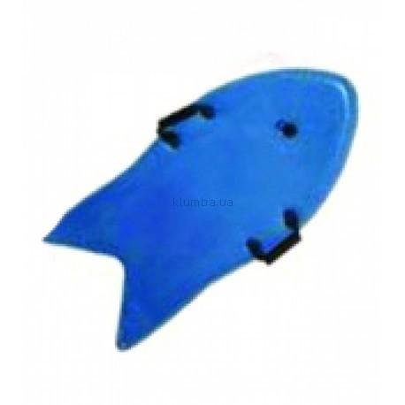 Детские санки Marian Plast  Доска Акула