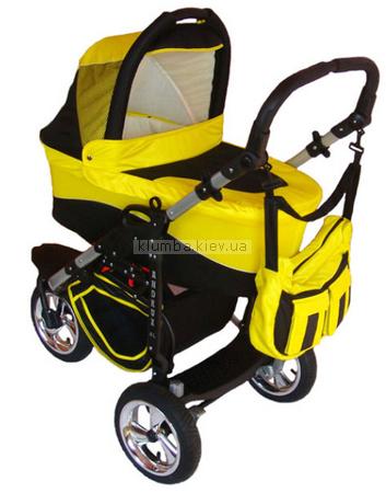 Детская коляска Androx Stylo 3 2 в 1