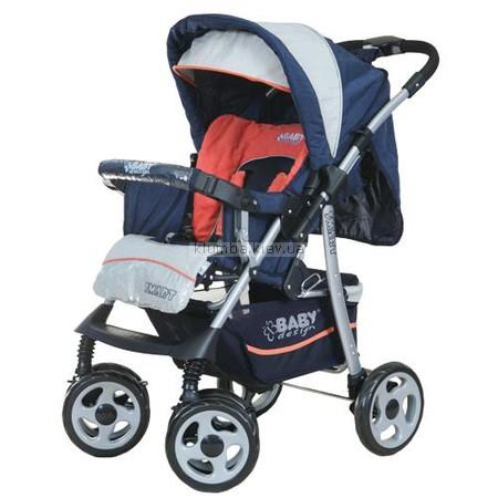 Детская коляска Baby Design Smart