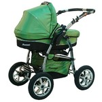 Детская коляска Bebetto Murano 3 в 1 (Бебетто)