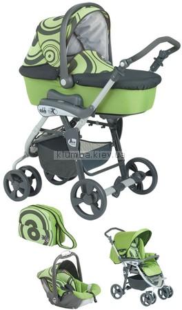 Детская коляска Cam MB X6 Tris