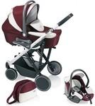 Детская коляска Cam Pulsar (Pulsar Siderale) Tris