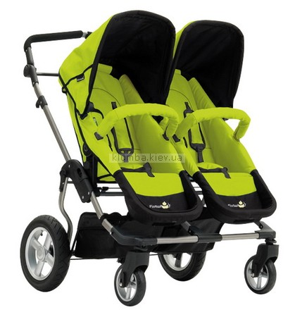 Детская коляска Firstwheels City Twin