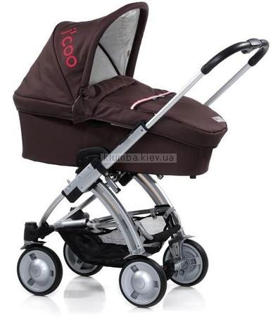 Детская коляска I'coo Pii 2 в 1