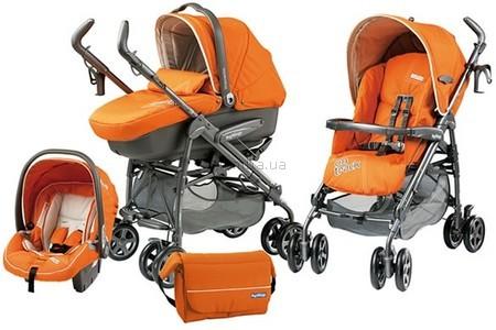 Детская коляска Peg-Perego Pliko P3 Modular System ON TRACK