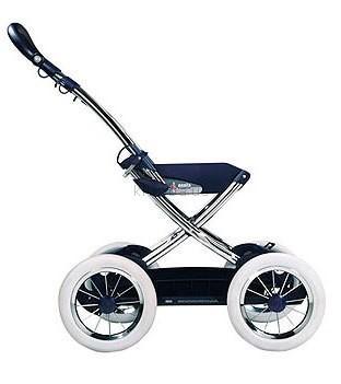 Детская коляска Peg-Perego Classico Chrome