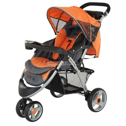 Детская коляска Quatro Evo