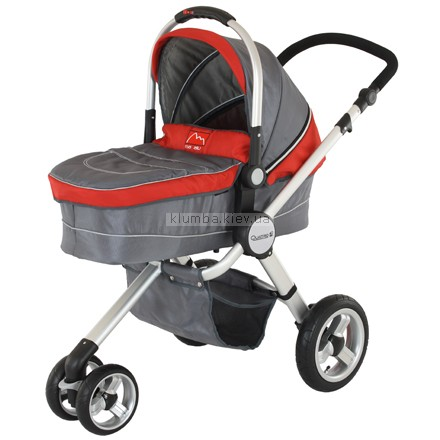 Детская коляска Quatro Makalu 3 2 в 1