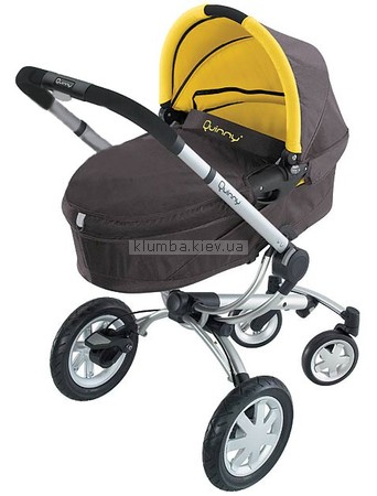 Детская коляска Quinny Buzz 4 2 в 1