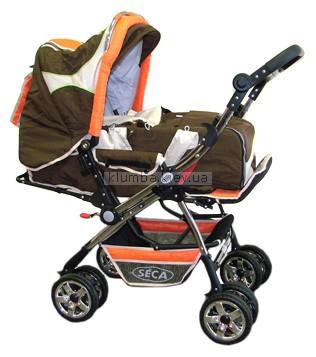 Детская коляска Seca Rovertruck