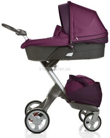Детская коляска Stokke Xplory (+люлька)