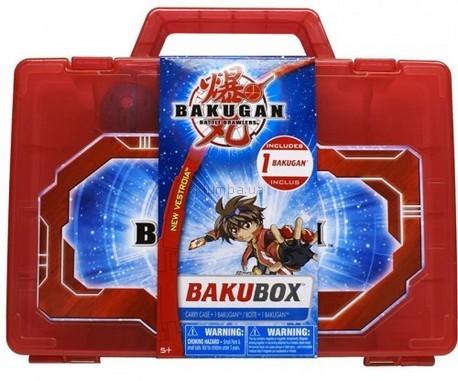 Детская игрушка Bakugan BakuBox