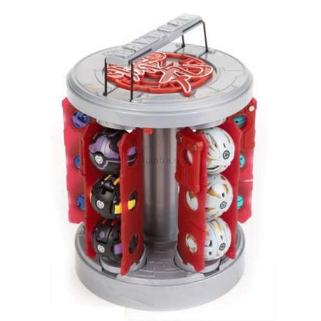 Детская игрушка Bakugan Устройство для хранения бакуганов Baku rak collector case