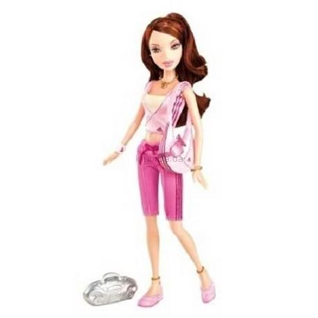 Детская игрушка Barbie Челси Adidas