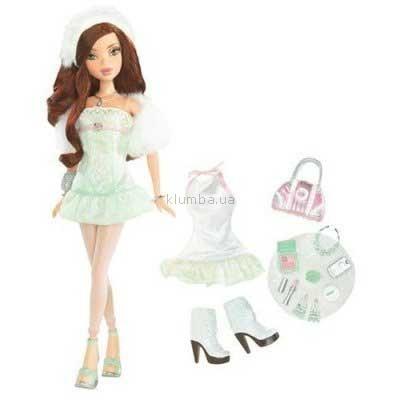 Детская игрушка Barbie Челси,  Гламурная зима
