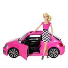Детская игрушка Barbie Автомобиль Барби Volkswagen Beetle