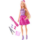 Детская игрушка Barbie Барби,  Цветные пряди