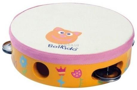 Детская игрушка Boikido Бубен Цветочек