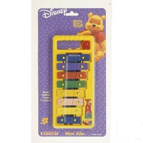 Детская игрушка Bontempi Миниксилофон Винни Пух, Дисней