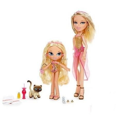 Детская игрушка Bratz Хлоя и ее мама