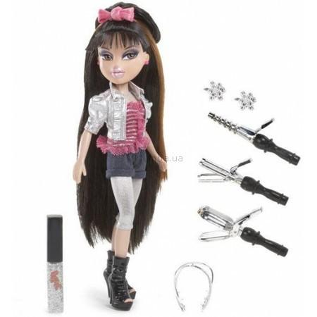 Детская игрушка Bratz Тысяча и одна прическа,  Джейд